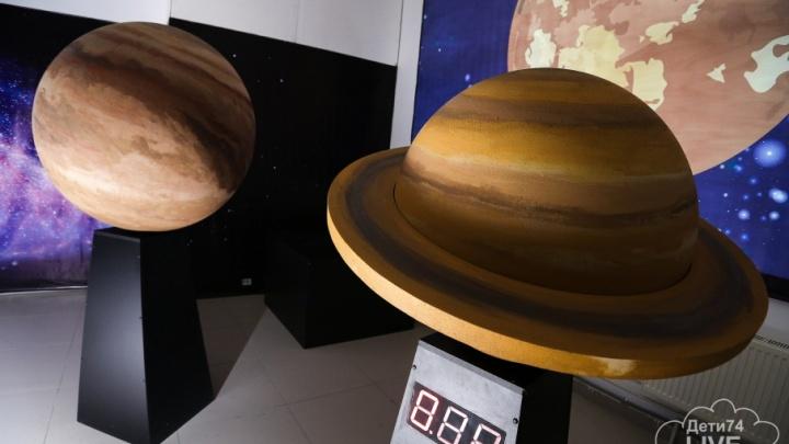 Там, где зажигают звезды: космическая выставка приглашает в галактическое приключение