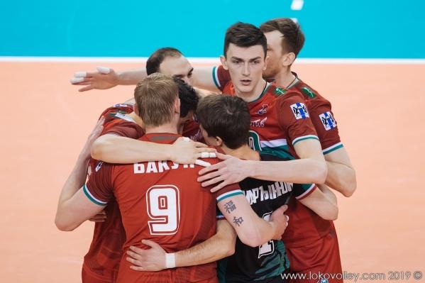 Для новосибирской команды это 14-я победа
