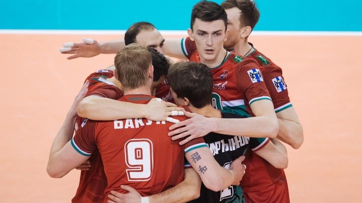 Волейбол: новосибирский «Локомотив» одержал победу в игре с«Ярославичем»