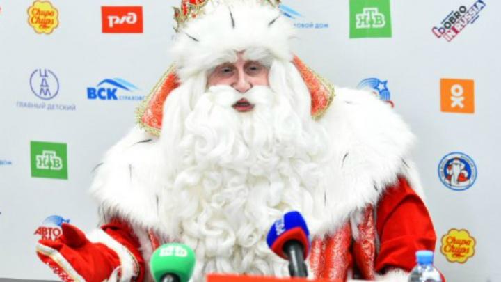 Дед Мороз из Великого Устюга устроит в Ярославле праздник