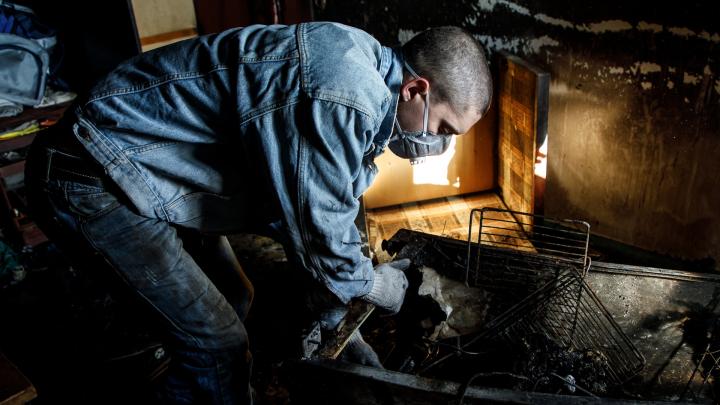 Мужчина, дедушка и девочка сгорели: волгоградка из ревности подожгла дом соперницы с тремя детьми