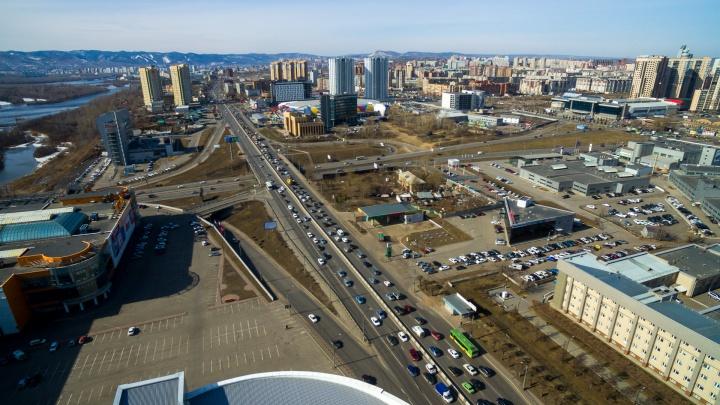 Объявлено о перекрытии движения на Партизана Железняка ради строительства пешеходного виадука