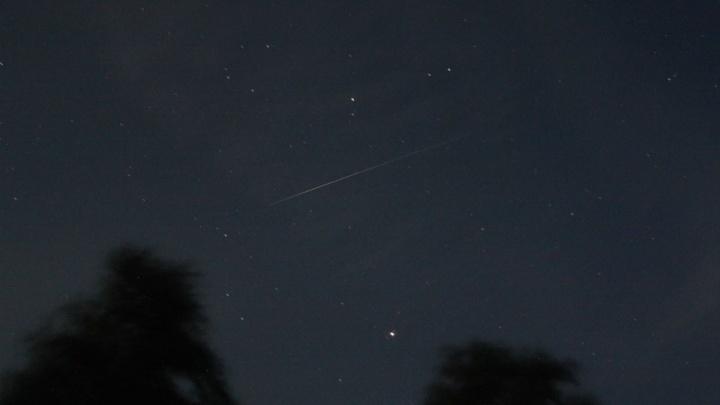 Две ночи омичи будут видеть в небе сотни «падающих звёзд»