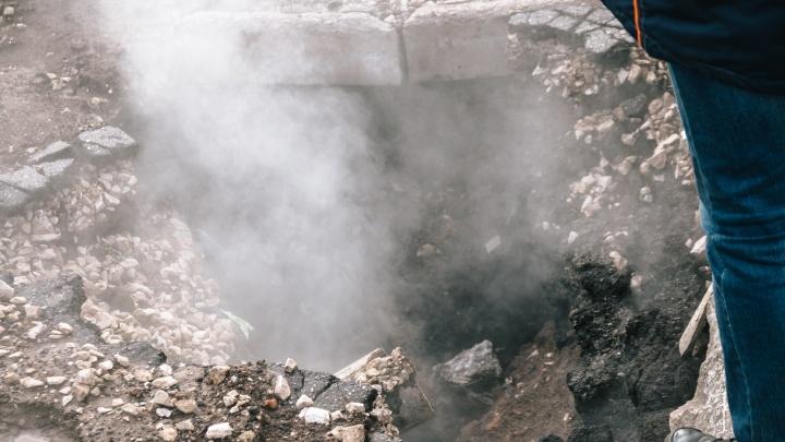 В Самаре 8400 человек остались без тепла из-за коммунальной аварии