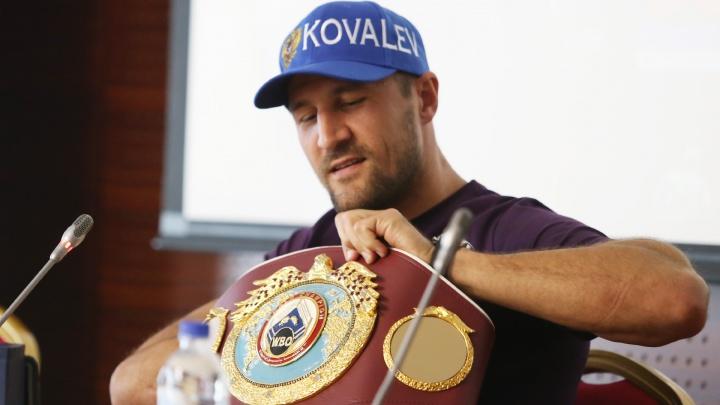 «Здесь боксировать и хочется, и нет»: Сергей Ковалёв рассказал о перспективах боя в Челябинске
