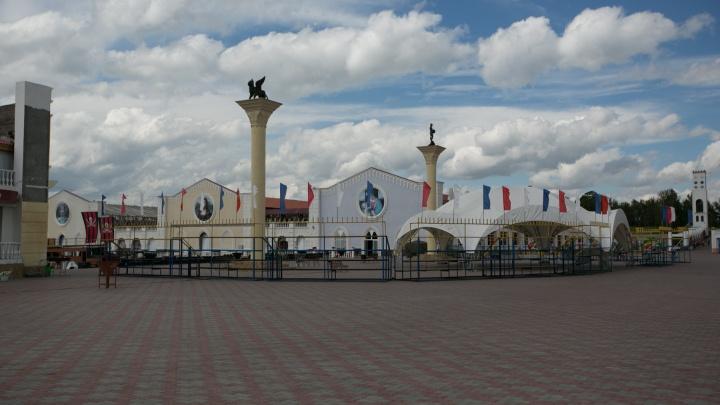 Миллионеру Подсохину запретили сделать детский лагерь из остатков курятников