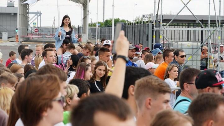 Как отмечают День молодежи в Ростове: прямая трансляция праздника