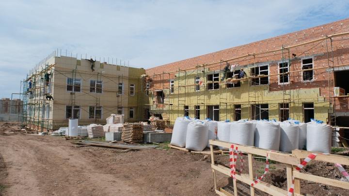 В посёлке Фролы до конца года откроют новый детский сад