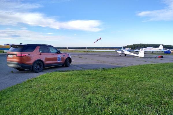 Самолет Федора Конюхова вылетел сегодня утром из аэропорта в Московской области