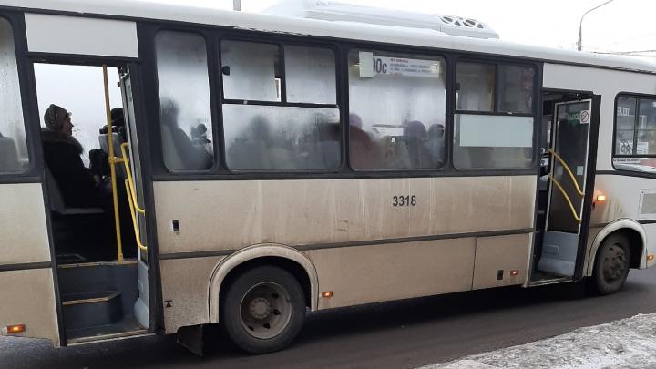 «От такого уже отвыкли»: в Ярославле водители маршруток стали высаживать пассажиров у светофоров