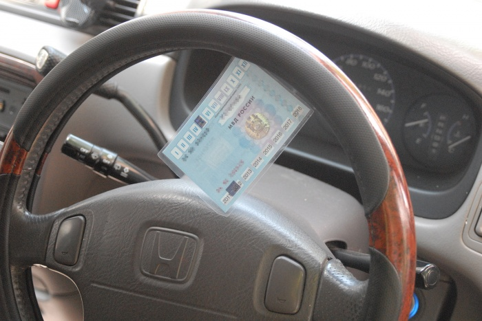 Водители утром не смогли получить свои удостоверения