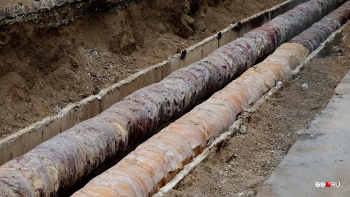 В Перми с 16 июля сотни домов останутся без воды. Карта отключений