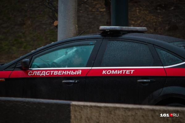 Следком выясняет детали убийства в Октябрьском районе Ростова