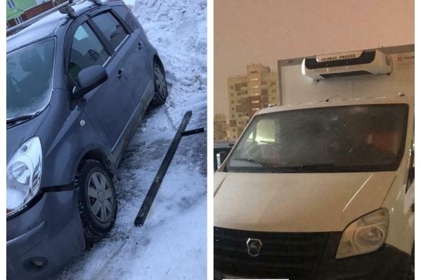 Новосибирец хотел остановить пьяного водителя и попалв больницу