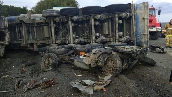 8 погибших, 4 пострадавших и все мужчины: новые подробности смертельной аварии на Полевском тракте
