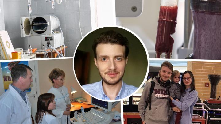 «Иначе смотрю на счастье»: уроженец Архангельска рассказывает в блоге, как выживать с 4 стадией рака