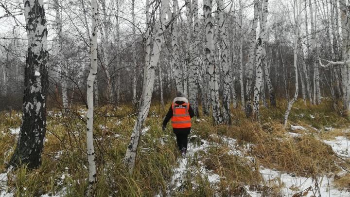 В Омской области нашли мёртвой женщину, которую искали два месяца
