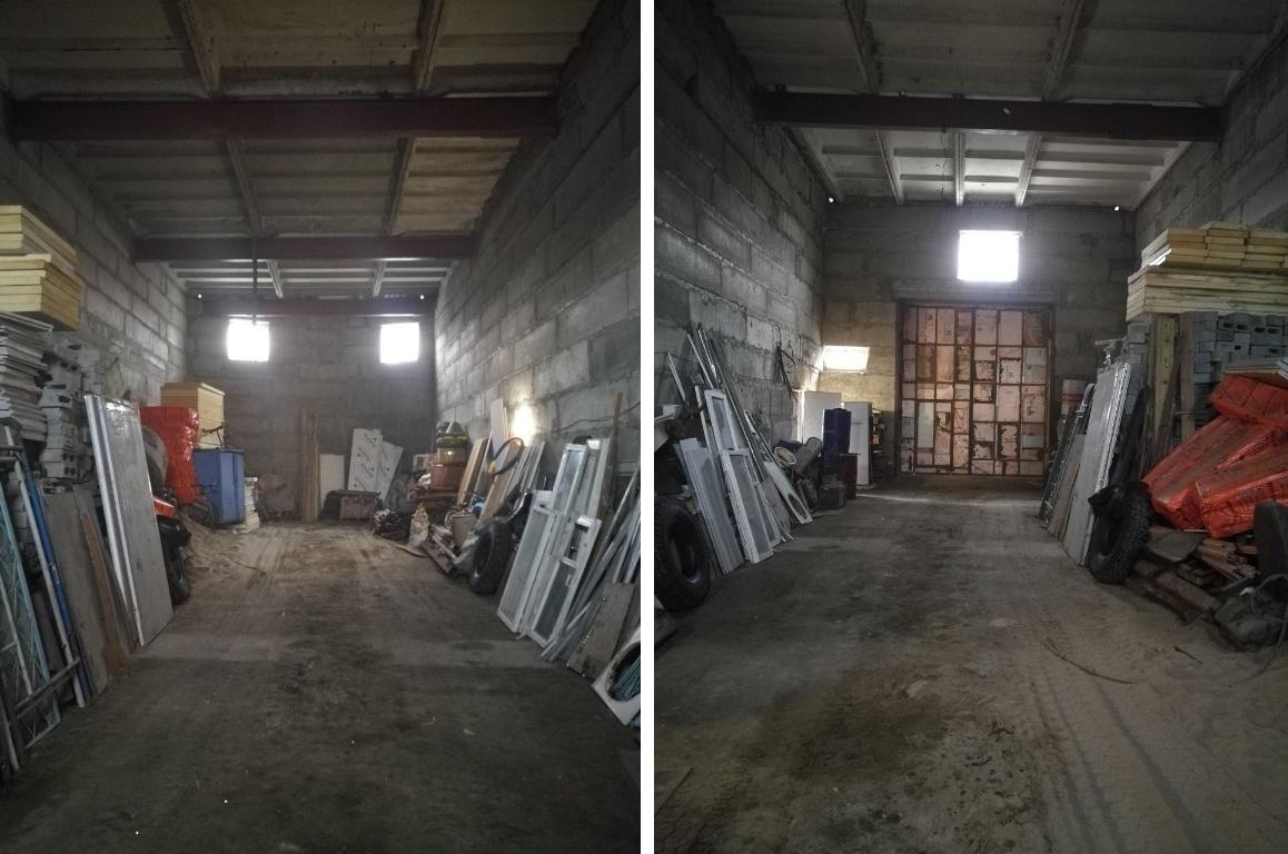 Самый дорогой гараж продают в Дзержинском районе: его высота —7,5 метра, а площадь —200 «квадратов»