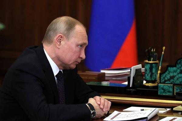 Владимир Путин удивился, что «Лада» стала лидером на рынке
