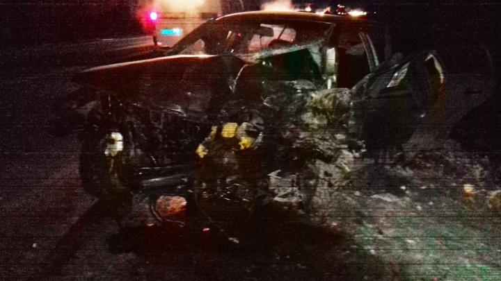 """""""Водитель проснулся за долю секунды до аварии"""": ДТП под Курганово оказалось смертельным"""