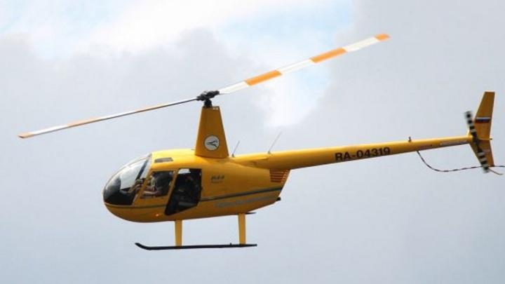 Онлайн-трансляция: в Башкирии при крушении вертолета погибли три человека [завершена]