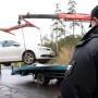 Выискивает должниковв потоке машин: судебные приставы опробовали новое оборудование