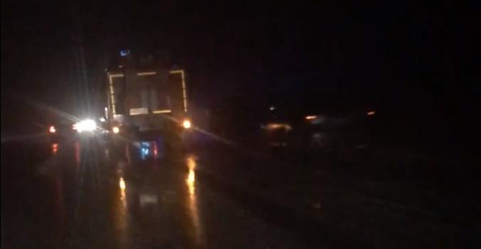 Под Екатеринбургом лоб в лоб столкнулись два Hyundai, пострадали три человека