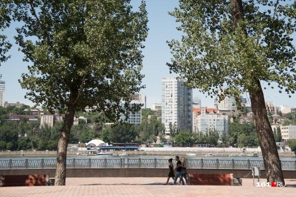 Пока неизвестно, в какой части парка установят фонтан