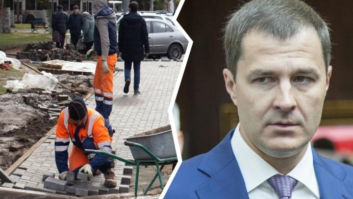 Мэр Ярославля поставил оценку ремонту дорог по 10-балльной системе