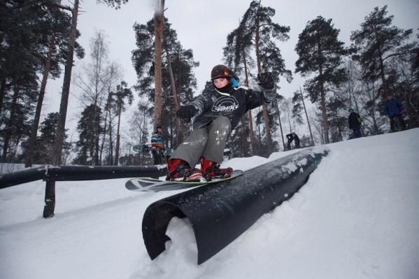 В эти выходные екатеринбуржцы устроят эпичное открытие горнолыжного сезона