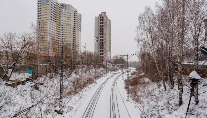 Пермский активист попросил Минобороны остановить закрытие железнодорожной ветки на набережной