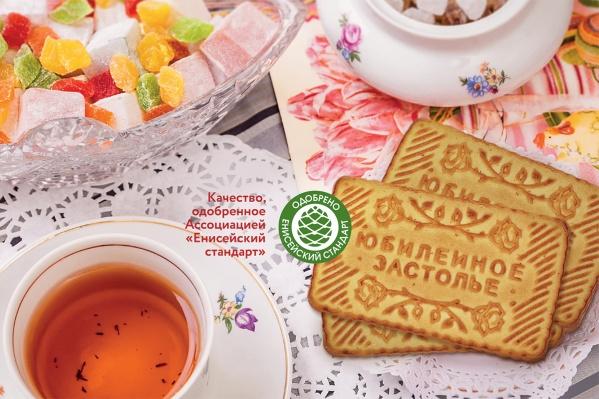 Только за один месяц страна съедает более 500 тонн продукции Минусинской кондитерской фабрики