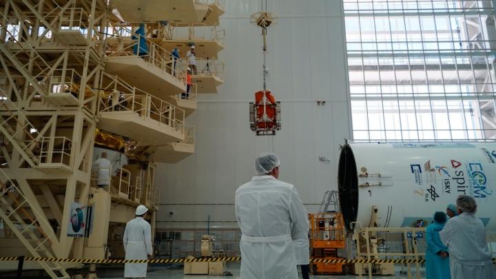 На РКЦ «Прогресс» будут делать детали ракеты, которую хотят запускать на Марс и Луну