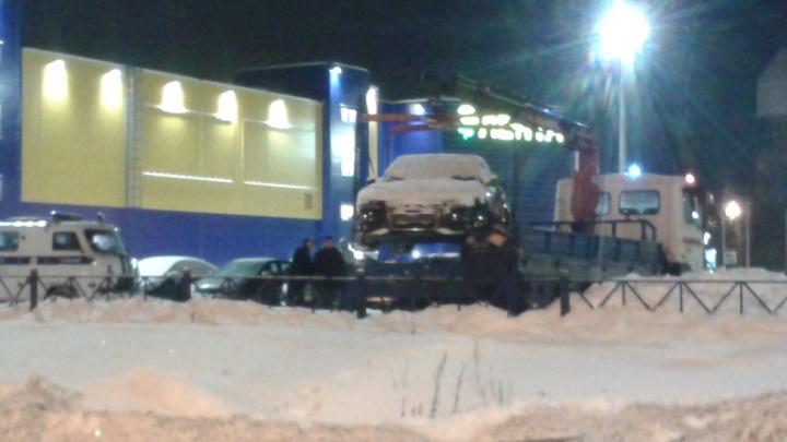 Машину загадочно пропавшей Ирины Ахматовой увезли со стоянки в Ярославле