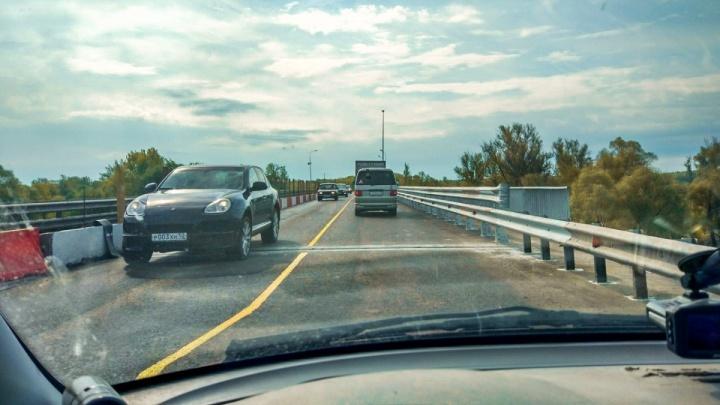 Второй день пробок отменен: на трассе М-7 восстановили движение досрочно