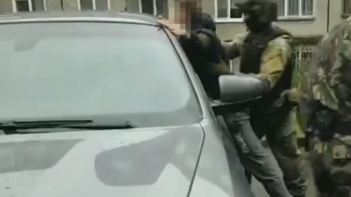 Банду из Перми задержали за взлом банкоматов в Ставрополье