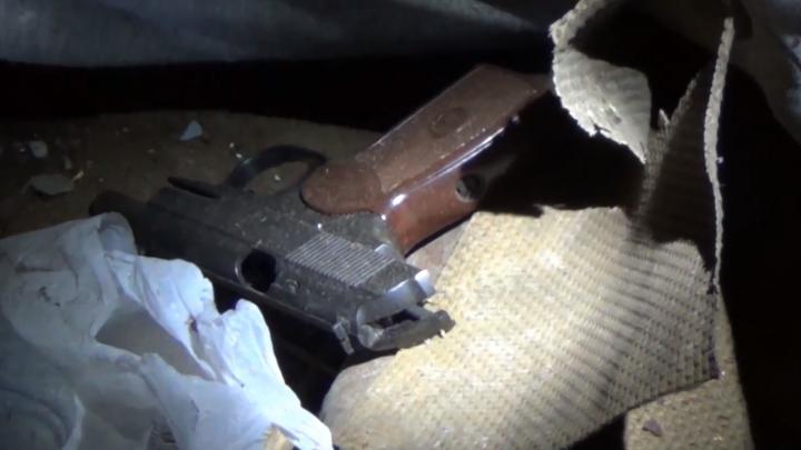 Появилось видео, как ликвидировали террориста в Нижнем Новгороде