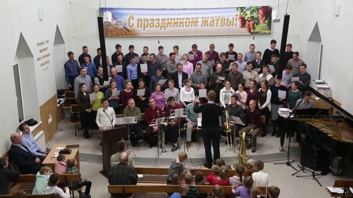 «Это опасное дело»: новосибирские баптисты отменили службы после вспышки кори