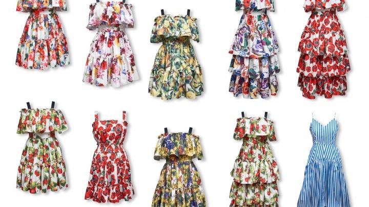 Популярный магазин одежды устроил распродажу кроп-топов, шорт и платьев