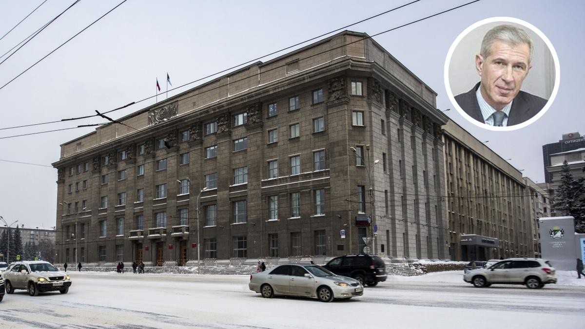 Воронов занимал должность вице-мэра 6 лет и ушёл в отставку по собственному желанию