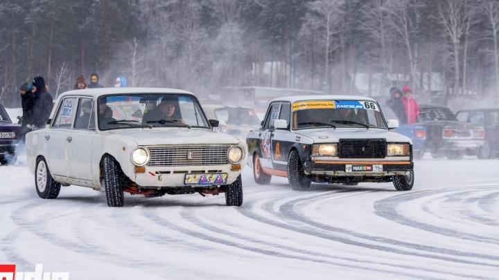 """""""Казаки замёрзли"""": несмотря на попытки помешать гонщикам, соревнования на Балтыме всё-таки провели"""