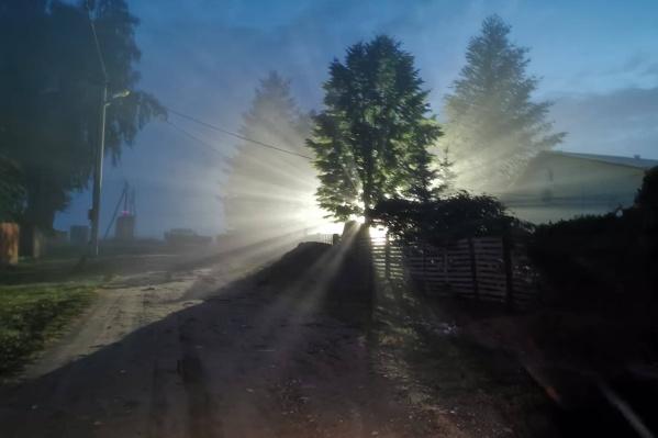 Деревни находятся в 15 километрах от Гаврилов-Яма