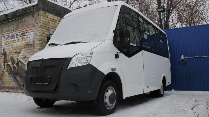 Маршрут автобуса из Нефтяников продлили до центра Омска