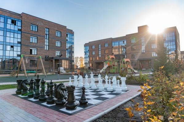 Выгодно бронировать квартиру в одном из самых популярных жилых комплексов Новосибирска на старте