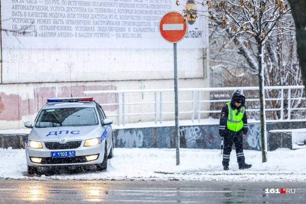 В Ростове и области обещают снегопад