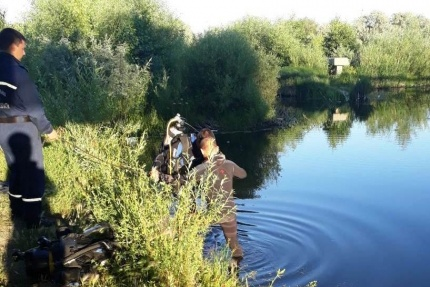 Трагедия произошла на реке Карталы-Аят
