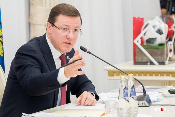 Губернатор сообщил, что переговоры газовых противников завершились мировой