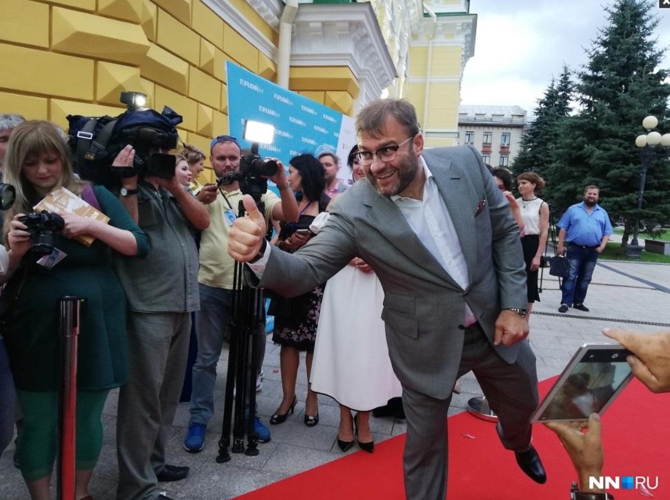Нижегородцы в ожидании звезд — гостей фестиваля