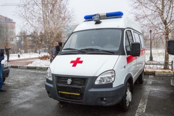 Всего в этом году автопарк службы скорой помощи пополнили 82 автомобиля