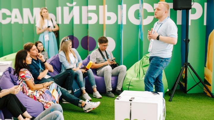 WorldSkills с МегаФоном: в Казани состоялась борьба за талантыи прокачано 11 терабайт трафика